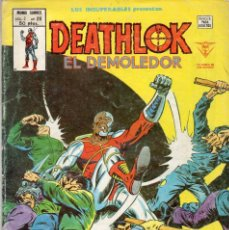 Cómics: COMIC VERTICE 1980 LOS INSUPERABLES VOL1 Nº 29 DEATHLOK BUEN ESTADO. Lote 67960273