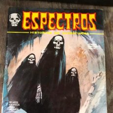 Cómics: ESPECTROS Nº 24. ACECHAR A UN VAMPIRO. HISTORIAS DE ULTRATUMBA. VERTICE 1973. Lote 68245385