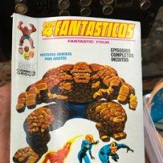 Cómics: LOS 4 FANTASTICOS Nº 34 VERTICE VOLUMEN 1 IMPOLUTO. Lote 68267757
