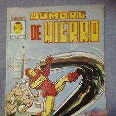 Cómics: HOMBRE DE HIERRO Nº 2. MUNDICOMICS. MUY BIEN. Lote 68377775
