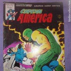 Cómics: CAPITÁN AMÉRICA VOL. 3, Nº 45, VÉRTICE. Lote 68376606