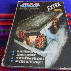 Cómics: VÉRTICE VOL. 1 MAX AUDAZ Nº 3. 25 PTS. 1967. 160 PGNS. DIFÍCIL EN BUEN ESTADO.. Lote 68474409