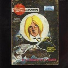 Comics : SELECCIONES VÉRTICE - Nº 82 -TACO -ICTÍNEO-LA MASCARA DE LA MUERTE-1969-BUENO-MUY RARO-LEAN-7497. Lote 144893160