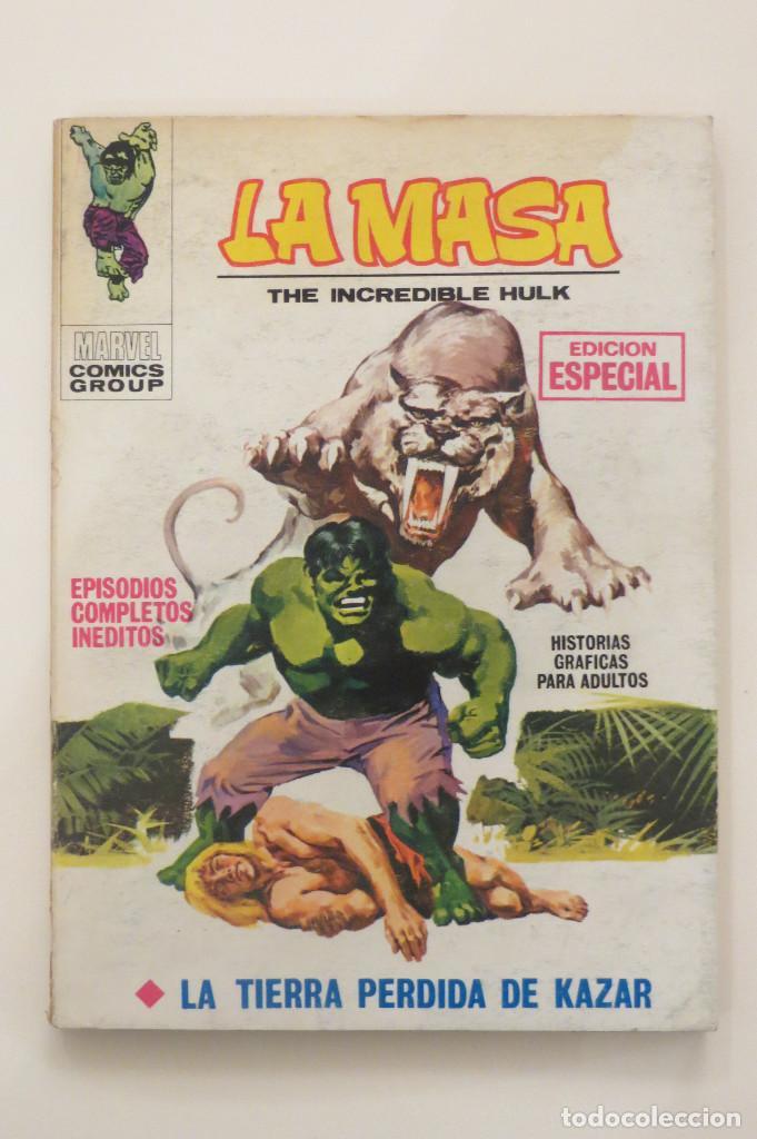 LA MASA Nº 4. VOL. 1 VERTICE (Tebeos y Comics - Vértice - La Masa)