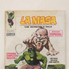 Cómics: LA MASA Nº 4. VOL. 1 VERTICE. Lote 68878473