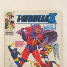Cómics: PATRULLA X Nº 25. VOL.1 VERTICE. Lote 68880873