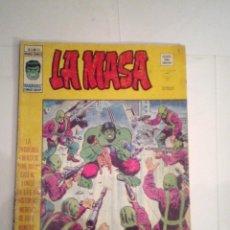 Cómics: LA MASA - VERTICE - VOLUMEN 3 -NUMERO 16 - CJ 107 - GORBAUD. Lote 68885973