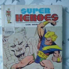 Cómics: VERTICE - SUPER HEROES VOL.1 NUM. 1 . BUEN ESTADO ALTO Y CON LA PAGINA DE PUBLICIDAD DE CEAC. Lote 68996717