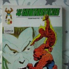 Cómics: VERTICE - 4 FANTASTICOS VOL.1 NUM. 51 . MUY BUEN ESTADO. Lote 68998997