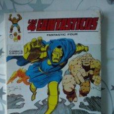 Cómics: VERTICE - 4 FANTASTICOS VOL.1 NUM 58 . BUEN ESTADO. Lote 69055565