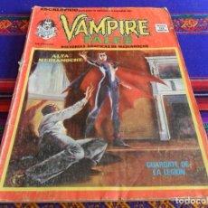Cómics: VÉRTICE VOL. 1 ESCALOFRÍO Nº 31 VAMPIRE TALES Nº 8. 1975. 35 PTS. GUÁRDATE DE LA LEGIÓN.. Lote 69252409