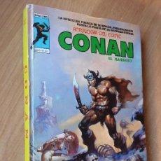 Cómics: CONAN, EL BARBARO - ED MUNDI-COMIC - VÉRTICE- TOMO Nº 3. Lote 69944389