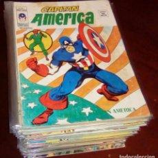 Cómics: VERTICE - CAPITAN AMERICA - VOL.3 - COMPLETA 46 COMICS - BUEN ESTADO - ENVIO GRATIS. Lote 70028757
