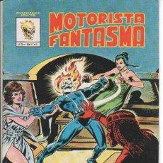 Cómics: MOTORISTA FANTASMA . SIRENAS DE KRONOS– N.º 3 – 1982 VERTICE – BUENO. Lote 70261689