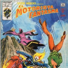 Cómics: COMIC VERTICE 1980 SUPER HEROES VOL2 Nº 118 MOTORISTA FANTASMA BUEN ESTADO. Lote 70282309