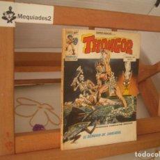 Cómics: SUPER HEROES Nº 9 : THONGOR (VERTICE TACO, COMPLETO). Lote 70896033