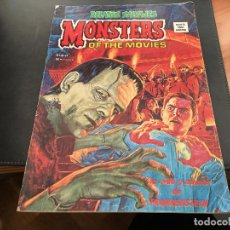 Cómics: MONSTERS OF THE MOVIES . RELATOS SALVAJES VOL 1 Nº 49 (COI24). Lote 71029145