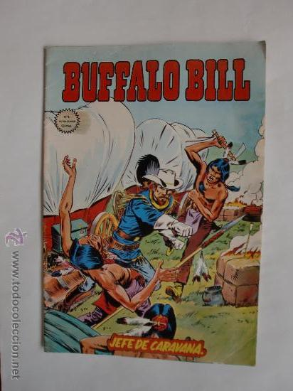 Cómics: BUFFALO BILL Nº 4 VERTICE ORIGINAL - Foto 1 - 29111847