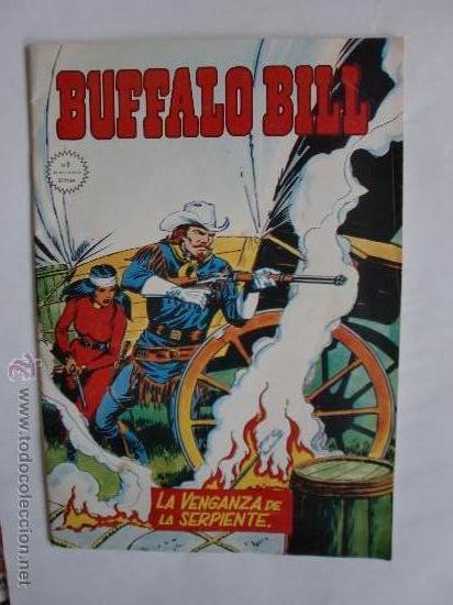 BUFFALO BILL Nº 8 VERTICE ORIGINAL (Tebeos y Comics - Vértice - Otros)