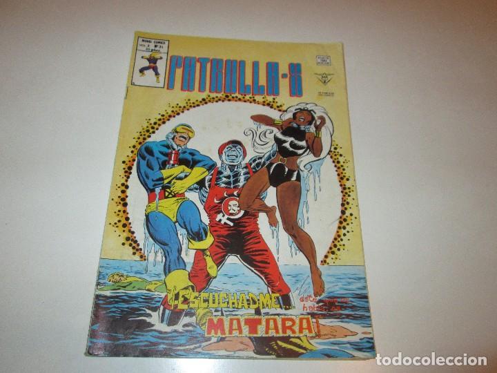VERTICE ~ PATRULLA-X VOL3 Nº34 ~ (Tebeos y Comics - Vértice - Patrulla X)