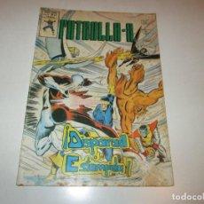 Cómics: VERTICE ~ PATRULLA-X VOL3 Nº33. Lote 183006261