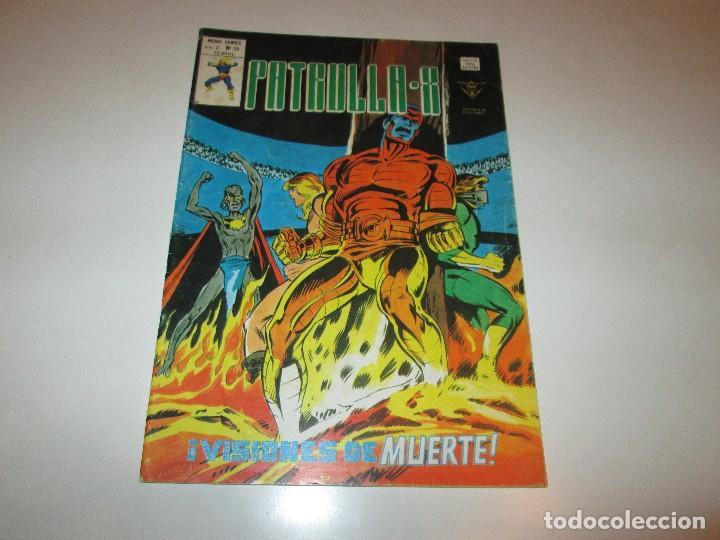 VERTICE ~ LA PATRULLA-X VOL3 Nº30 ~ (Tebeos y Comics - Vértice - Patrulla X)