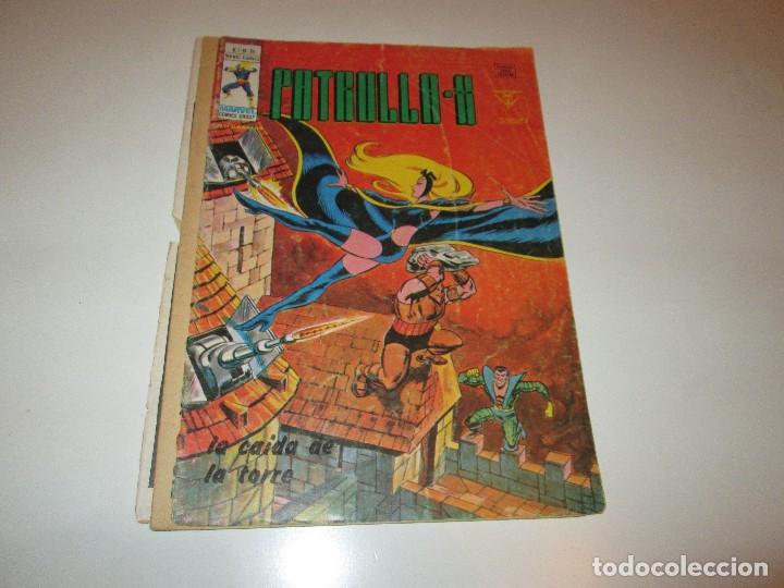 VERTICE ~ LA PATRULLA-X VOL3 Nº24 (Tebeos y Comics - Vértice - Patrulla X)