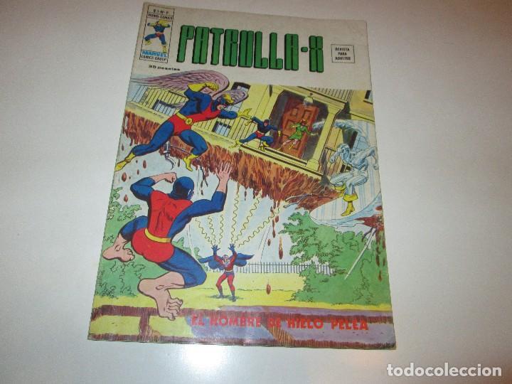 VERTICE ~ PATRULLA-X VOL3 Nº9 ~ (Tebeos y Comics - Vértice - Patrulla X)