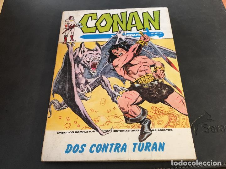 Cómics: CONAN LOTE COLECCION COMPLETA DEL 1 AL 18. TACO MUY BUEN ESTADO VERTICE VOL 1 (COI26) - Foto 15 - 71501955