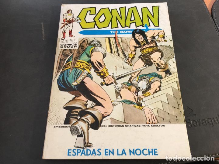 Cómics: CONAN LOTE COLECCION COMPLETA DEL 1 AL 18. TACO MUY BUEN ESTADO VERTICE VOL 1 (COI26) - Foto 27 - 71501955