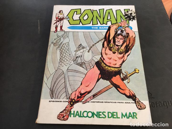 Cómics: CONAN LOTE COLECCION COMPLETA DEL 1 AL 18. TACO MUY BUEN ESTADO VERTICE VOL 1 (COI26) - Foto 36 - 71501955