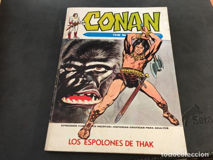 Cómics: CONAN LOTE COLECCION COMPLETA DEL 1 AL 18. TACO MUY BUEN ESTADO VERTICE VOL 1 (COI26) - Foto 52 - 71501955