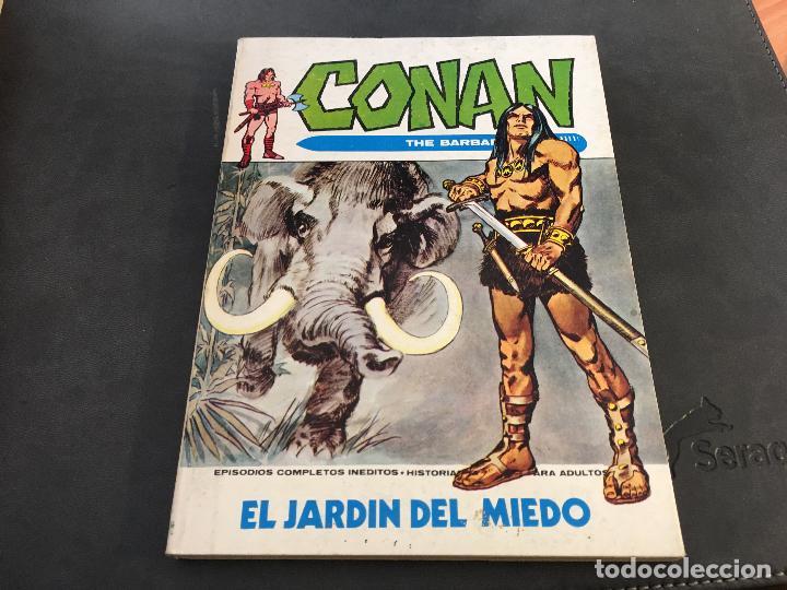 Cómics: CONAN LOTE COLECCION COMPLETA DEL 1 AL 18. TACO MUY BUEN ESTADO VERTICE VOL 1 (COI26) - Foto 57 - 71501955