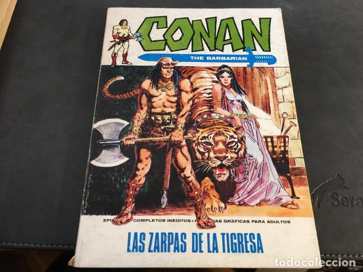 Cómics: CONAN LOTE COLECCION COMPLETA DEL 1 AL 18. TACO MUY BUEN ESTADO VERTICE VOL 1 (COI26) - Foto 66 - 71501955