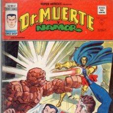 Cómics: COMIC VERTICE 1977 SUPER HEROES VOL2 Nº 67 DR. MUERTE Y NAMOR BUEN ESTADO. Lote 71639019