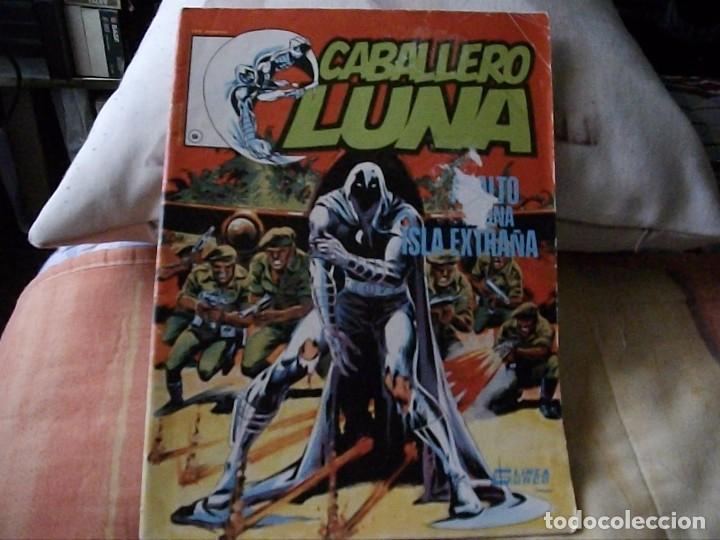 COMICS - - CABALLERO LUNA - Nº 9 EL DE LAS FOTOS - VER TODOS MIS LOTES DE TEBEOS (Tebeos y Comics - Vértice - Surco / Mundi-Comic)