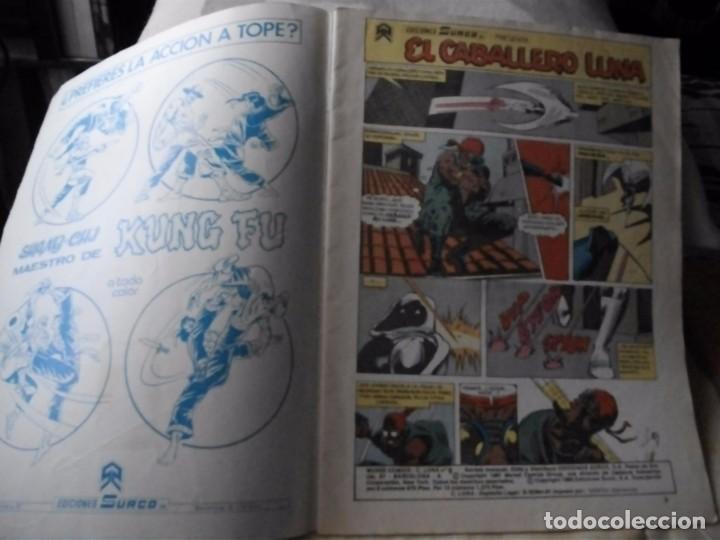 Cómics: COMICS - - CABALLERO LUNA - Nº 9 EL DE LAS FOTOS - VER TODOS MIS LOTES DE TEBEOS - Foto 2 - 71705063
