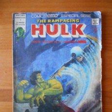 Cómics: THE RAMPAGING HULK Nº 7 - ESPECIAL LA MASA - VERTICE (V). Lote 71788819