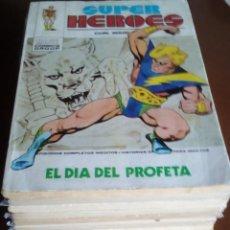 Cómics: SUPER HEROES COLECCION COMPLETA N 1 AL 10. Lote 71907999