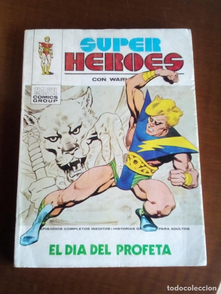 Cómics: SUPER HEROES COLECCION COMPLETA n 1 al 10 - Foto 3 - 71907999