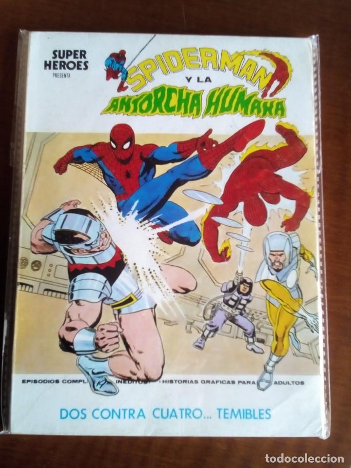 Cómics: SUPER HEROES COLECCION COMPLETA n 1 al 10 - Foto 5 - 71907999
