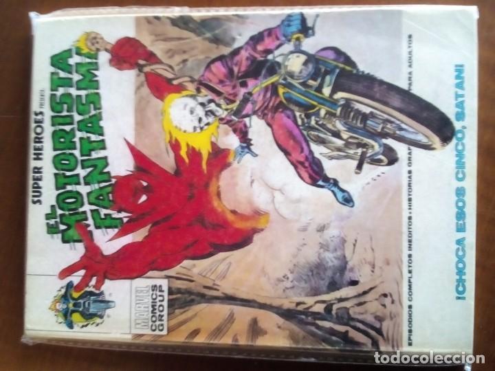 Cómics: SUPER HEROES COLECCION COMPLETA n 1 al 10 - Foto 9 - 71907999