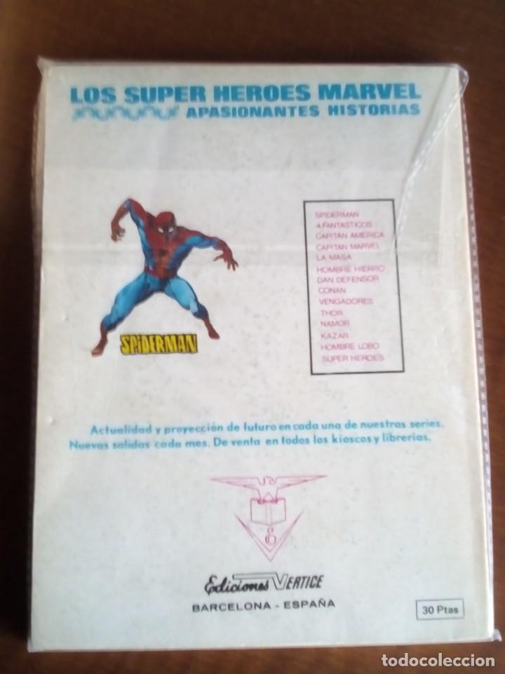 Cómics: SUPER HEROES COLECCION COMPLETA n 1 al 10 - Foto 10 - 71907999