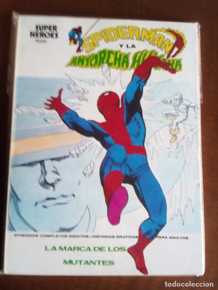 Cómics: SUPER HEROES COLECCION COMPLETA n 1 al 10 - Foto 13 - 71907999