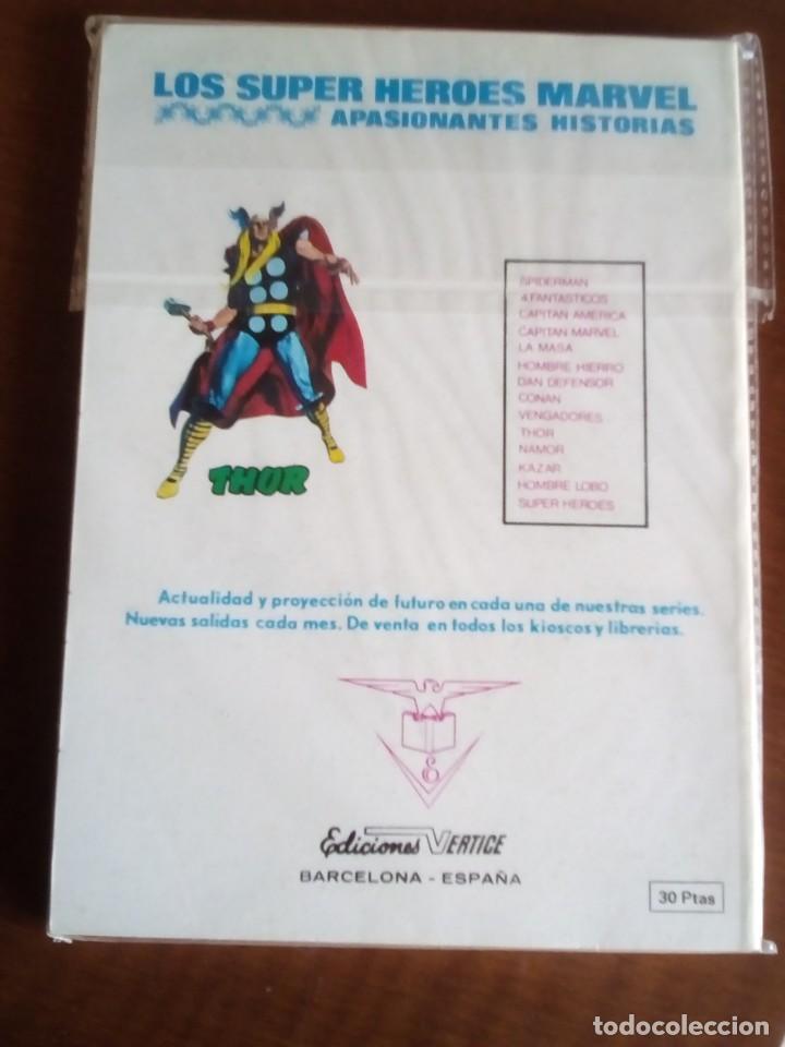 Cómics: SUPER HEROES COLECCION COMPLETA n 1 al 10 - Foto 14 - 71907999