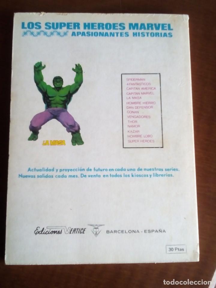 Cómics: SUPER HEROES COLECCION COMPLETA n 1 al 10 - Foto 16 - 71907999