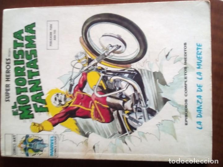 Cómics: SUPER HEROES COLECCION COMPLETA n 1 al 10 - Foto 17 - 71907999
