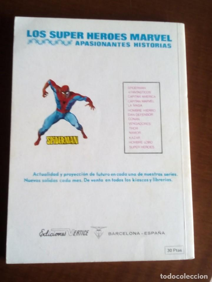 Cómics: SUPER HEROES COLECCION COMPLETA n 1 al 10 - Foto 21 - 71907999