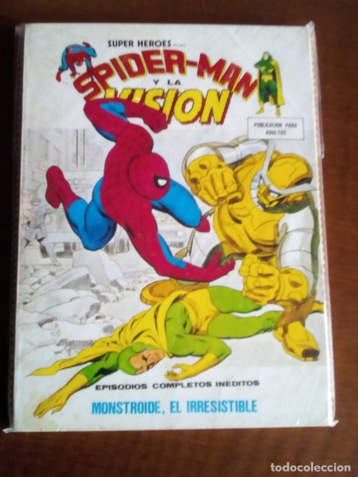 Cómics: SUPER HEROES COLECCION COMPLETA n 1 al 10 - Foto 22 - 71907999