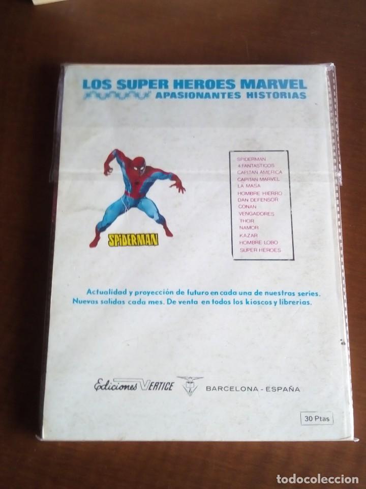 Cómics: SUPER HEROES COLECCION COMPLETA n 1 al 10 - Foto 23 - 71907999